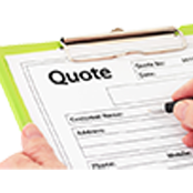 Quotation and competitive rates